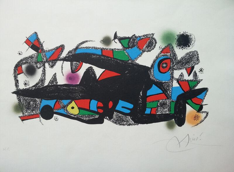 Joan Miró, 'Fotoscop', 1970, Print, Lithography, Art Works Paris Seoul Gallery