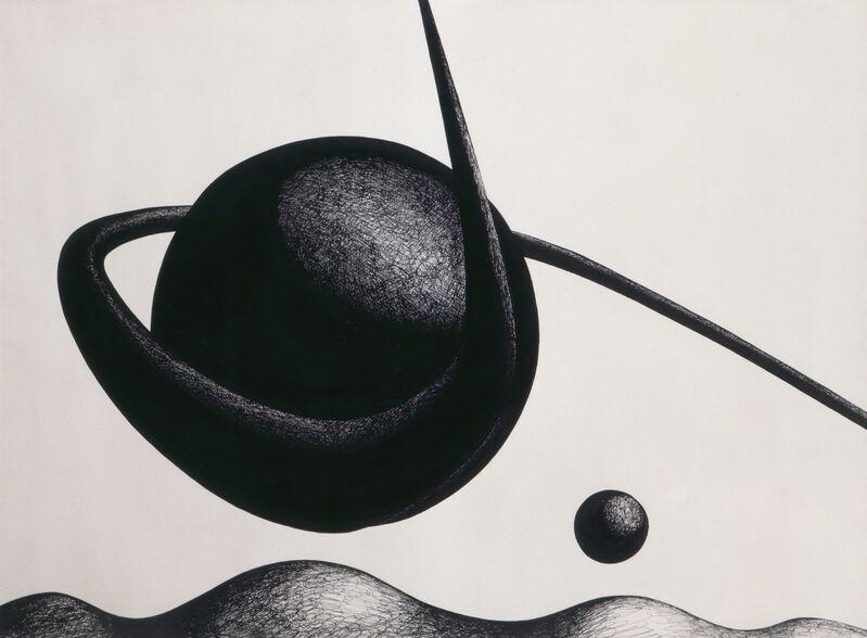 Alexander Calder, 'The Planet', 1933, Drawing, Collage or other Work on Paper, Ink on paper, Calder Foundation