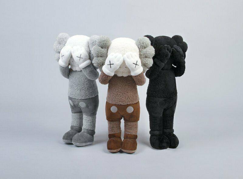 KAWS, 'Holiday: Hong Kong', 2019, Sculpture, Plush, End to End Gallery