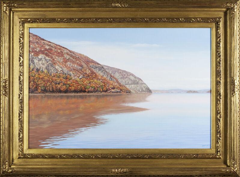 Tom Yost, 'North Ridge', 2015, Painting, Oil on linen, Questroyal Fine Art