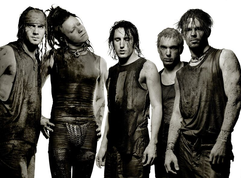 Albert Watson | Nine Inch Nails (1994) | Available for Sale | Artsy