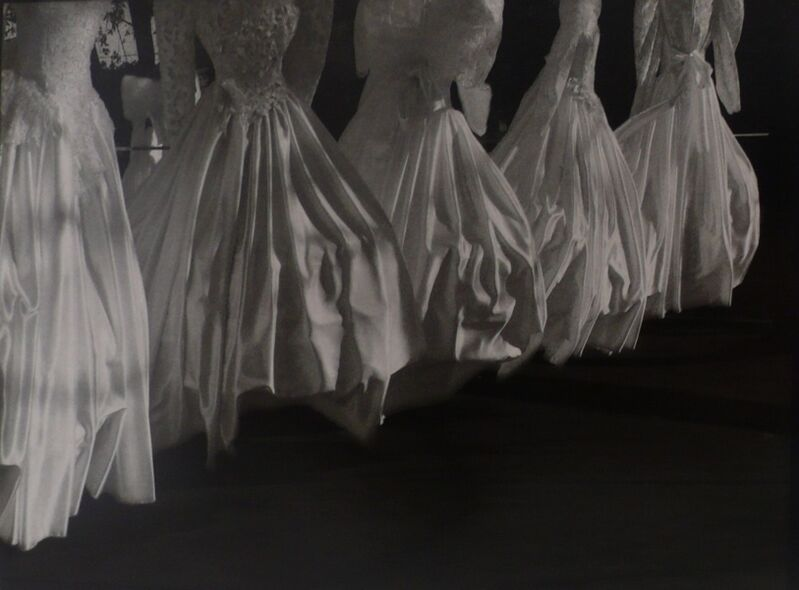 Boris Savelev, 'Wedding Dress, Moscow ', 1985, Photography, Toned silver gelatin print on Seagull Lith paper, Michael Hoppen Gallery