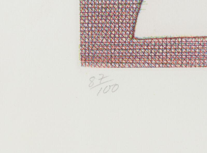 David Hockney, 'Two Peppers', 1973, Print, Etching, Hindman