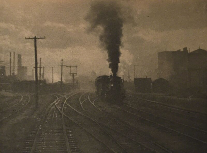 Alfred Stieglitz, 'The Hand of Man', 1903, Photography, Photogravure, G. Gibson Gallery