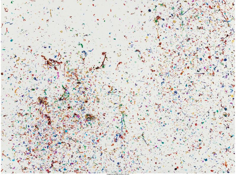 Dan Colen, 'Moments Like This Never Last', 2010, Other, Ilfochrome, Heritage Auctions