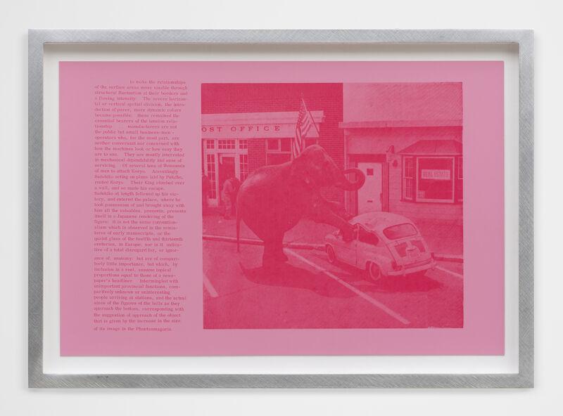 Eduardo Paolozzi, 'General Dynamic F.U.N ', 1965-1970, Print, Photolitographs on paper, Maisterravalbuena