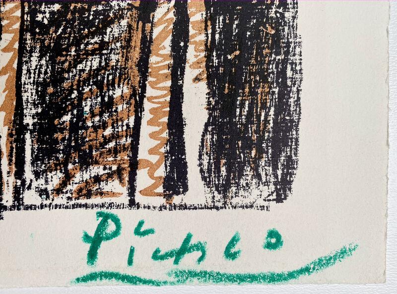 Pablo Picasso, 'Torero y Señorita', 1960, Print, Lithograph, Van der Vorst- Art