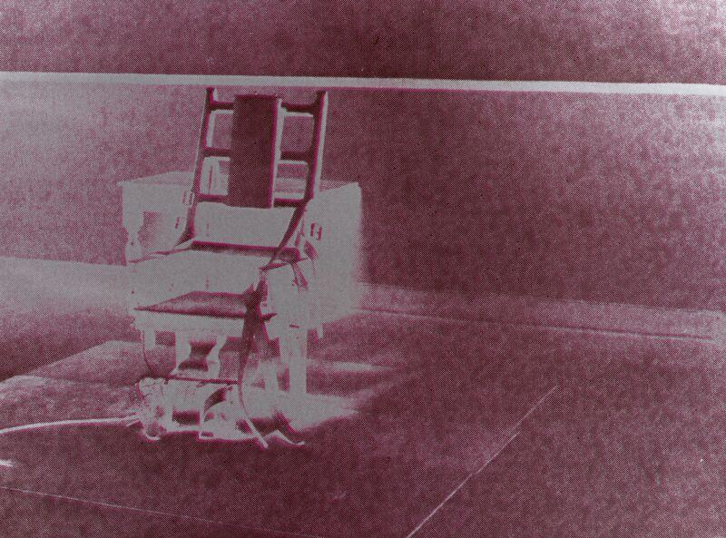 Andy Warhol, 'Electric Chair (Portfolio)', 1971, Print, Silkcreen, Dallas Museum of Art