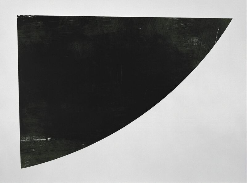 Ellsworth Kelly, 'Cul-de-Sac', 1985, Print, Lithograph, Maune Contemporary