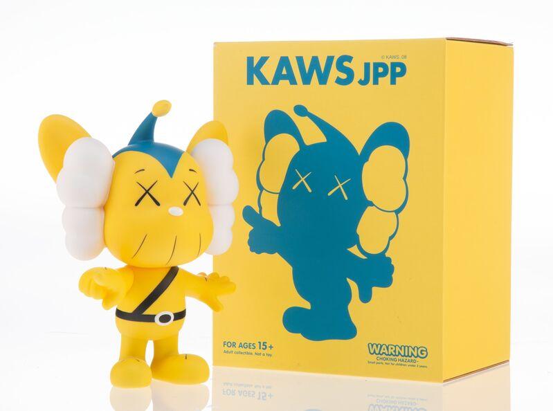KAWS, 'JPP (Yellow)', 2008, Sculpture, Painted cast vinyl, Heritage Auctions