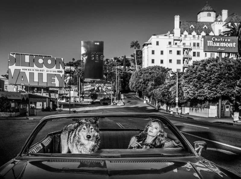 David Yarrow, 'Once Upon a Time', 2019, Photography, Black and white print, Isabella Garrucho Fine Art