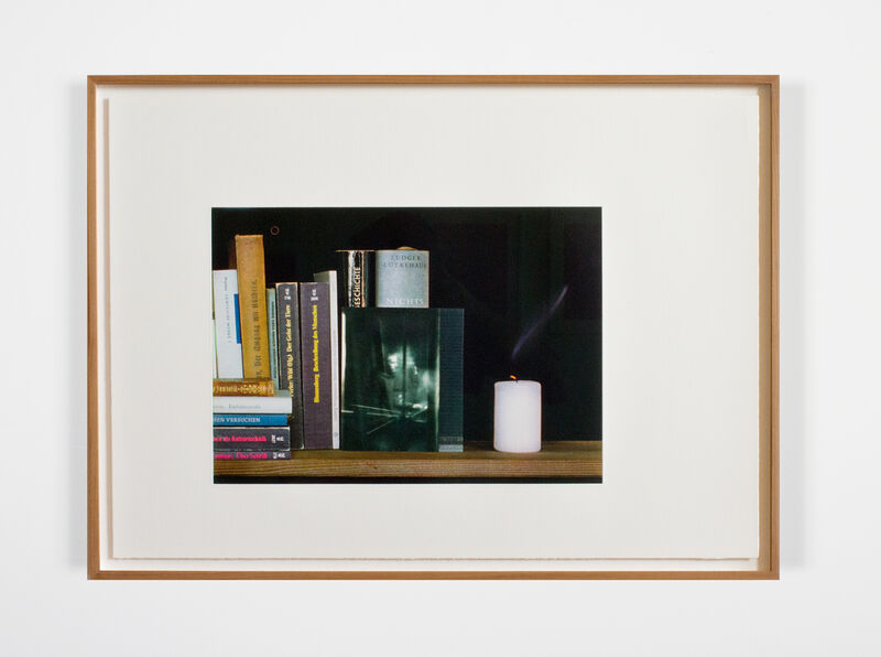 Edgar Leciejewski, 'Scene in a Library (Edition Fotogravüre)', 2020, Photography, Mixed Media, Galerie Schimming