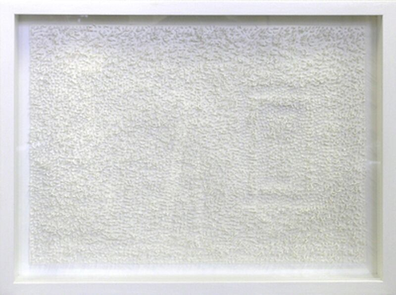 Lars Christensen, 'Untitled (10558)', 2010, Painting, Acrylic on paper, Anne Mosseri-Marlio Galerie