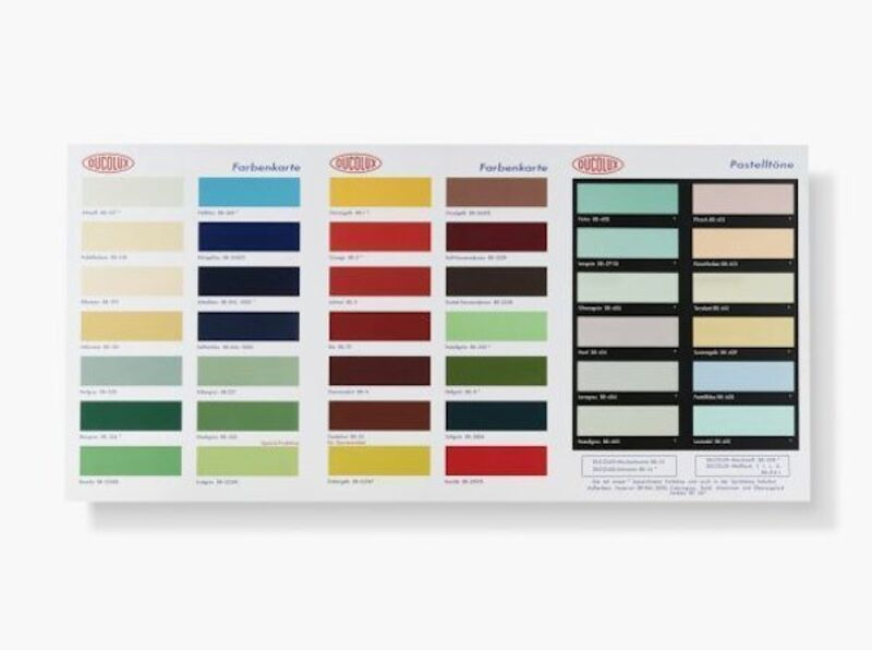 Damien Hirst, 'Colour Chart H2', 2017, Print, Spot-varnished giclée print mounted on aluminium composite panel, handsigned, numbered, ARTEDIO