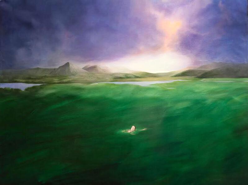 Sha Zijian, 'Untitled', 2014, Painting, Oil on canvas, Altro Mondo