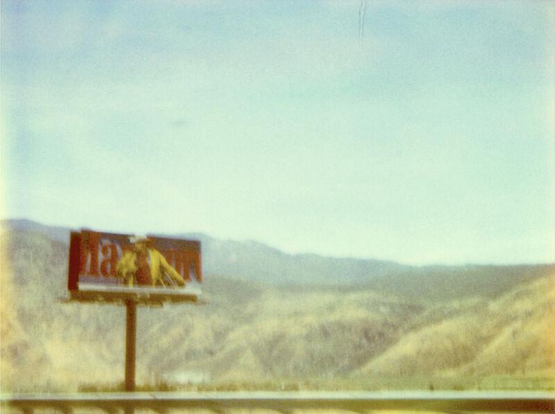Stefanie Schneider, 'Marlboro (Stranger than Paradise)', 1997, Photography, Digital C-Print based on a Polaroid, not mounted, Instantdreams