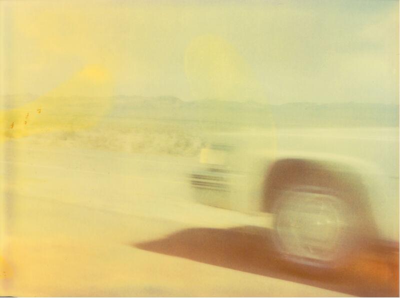 Stefanie Schneider, 'Interstate Flashback (Stranger than Paradise)', 2004, Photography, Digital C-Print based on a Polaroid, not mounted, Instantdreams
