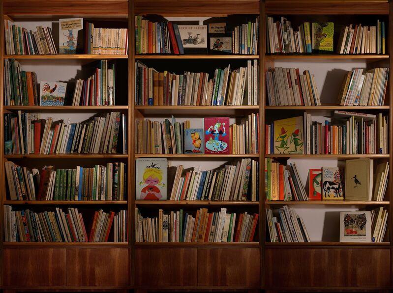 Clegg & Guttmann, 'DDR Children Library, Pritzwalk,', 2015, Photography, Lambda print, plexiglass laminate, aluminium mounting with MDF-frame, Galerie Nagel Draxler