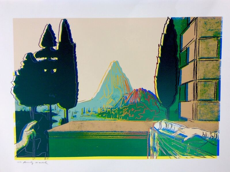 Andy Warhol, 'The Annunciation (F&S II.322)', 1984, Print, Screenprint on Arches Aquarelle (Cold Pressed) paper, Joseph Fine Art LONDON