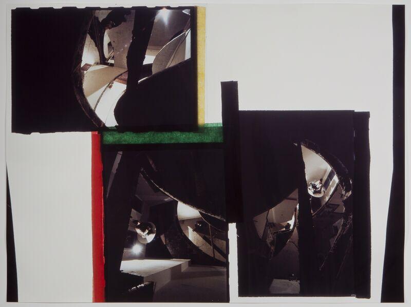 Gordon Matta-Clark, 'Circus or Caribbean Orange', 1978, Photography, Cibachrome, Rhona Hoffman Gallery