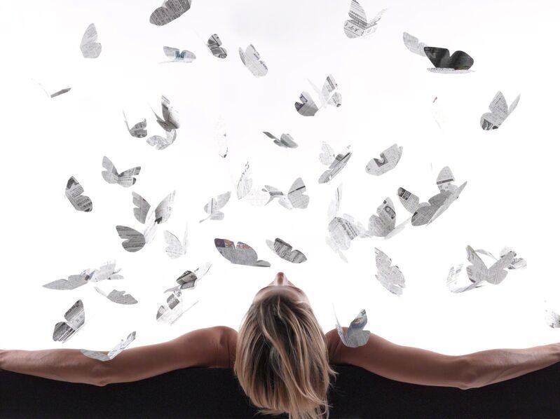 Natalia Arias, 'News', 2012, Print, C-print, Nohra Haime Gallery