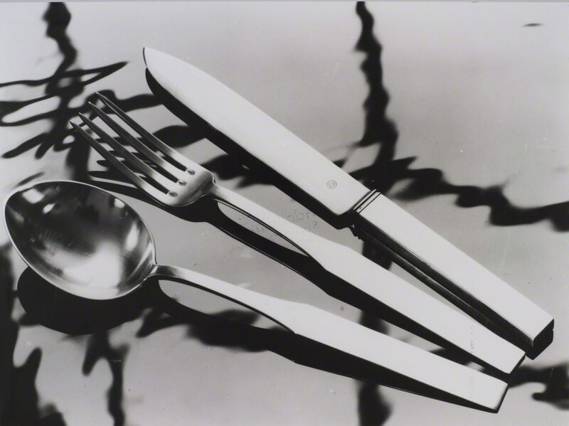 Adolf Lazi, 'Silver cutlery', 1932, Photography, Powerhouse Museum