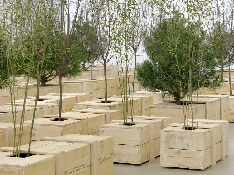 Yoko Ono, ''Ex It'', Installation, Faurschou Foundation