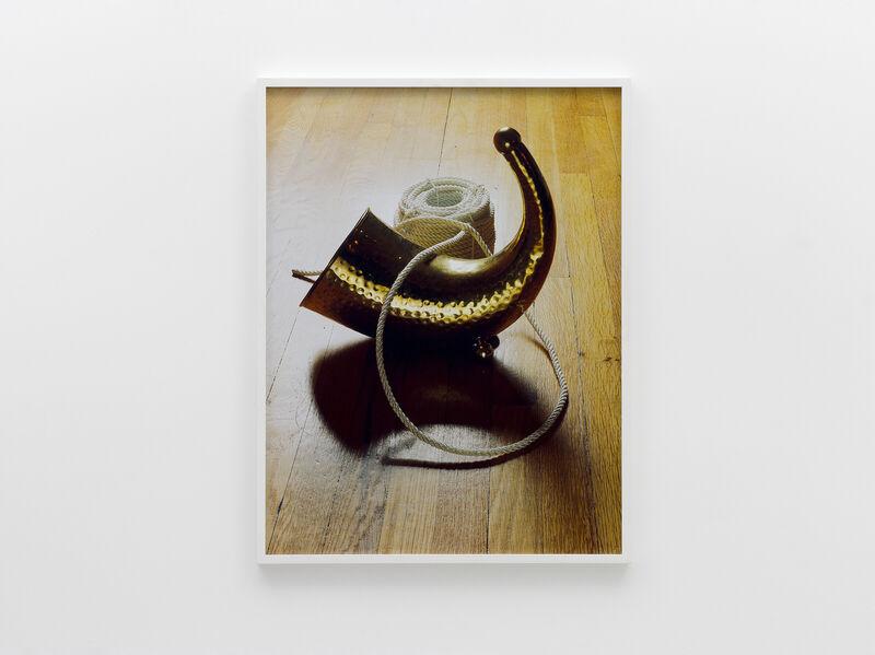 Torbjørn Rødland, 'Yellow Brass', 2009 -2014, Photography, Framed C-print / Kodak Endura paper, Nils Stærk