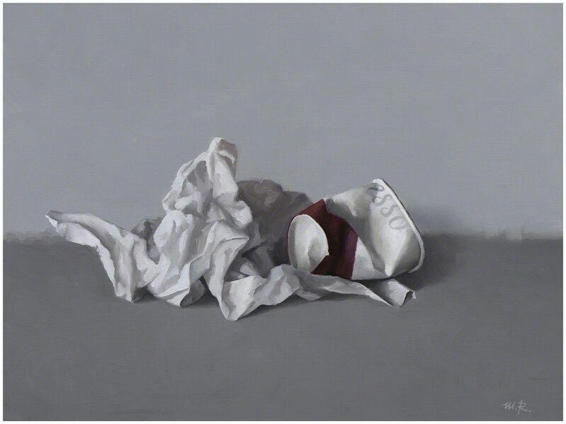 Michael (Misha) Rapoport, 'Untitled', 2017, Painting, Oil on canvas, Dan Gallery