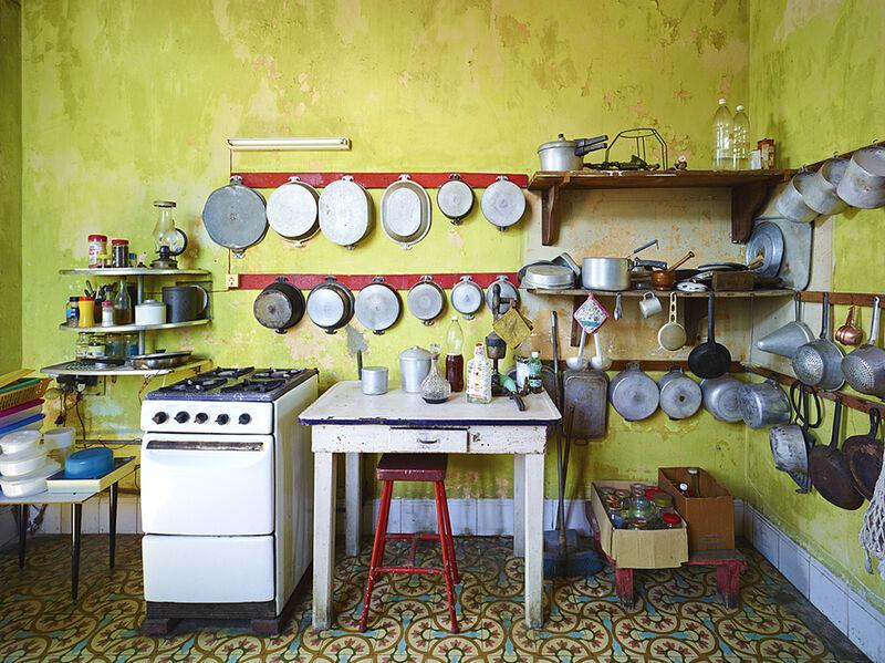 David Burdeny, 'Kitchen, Havana, Cuba', 2014, Photography, 2015, Galerie de Bellefeuille
