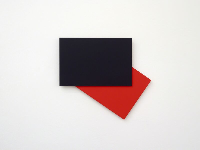 Lutz Fritsch, 'Tectonic Gap M1', 2013, Sculpture, Acrylic on MDF, Galerie Christian Lethert