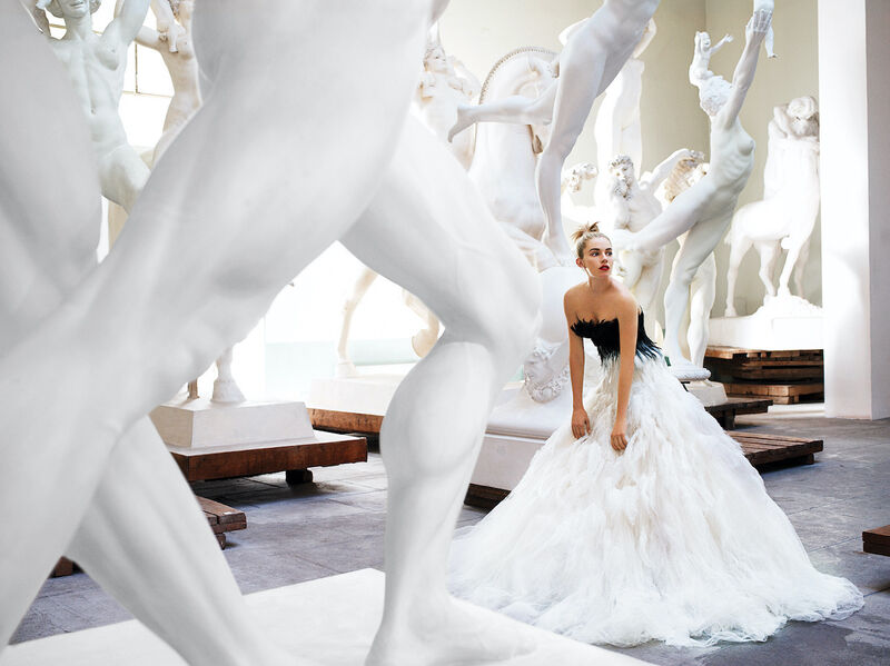 Mario Testino, 'Sienna Miller, Rome, American Vogue', 2007, Photography, Digitally produced C-Type print,  29 ARTS IN PROGRESS gallery