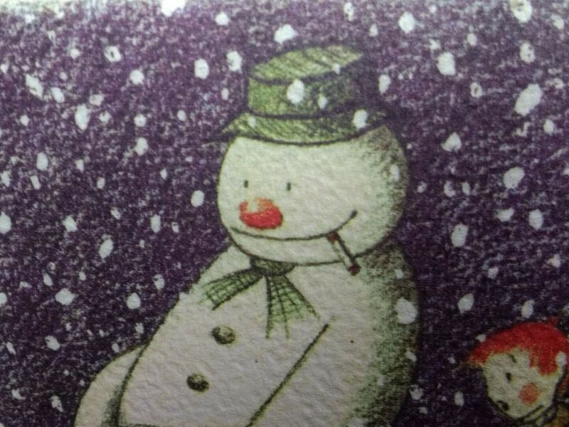 """Banksy, 'BANKSY- """"RUDE SNOWMAN""""', 2006, Ephemera or Merchandise, Offset lithograph printed in colours, Arts Limited"""
