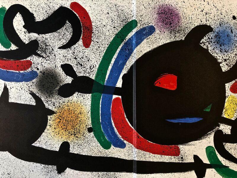 Joan Miró, 'Original Lithograph X', 1972, Print, Original Lithograph, Inviere Gallery