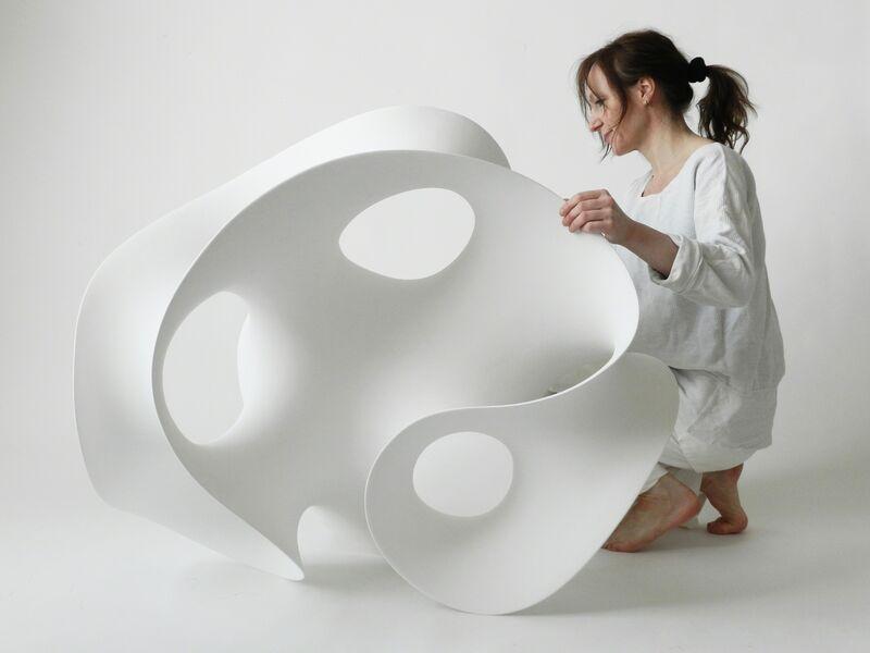 Eva Hild, 'Bend', Sculpture, Stoneware, Callan Contemporary