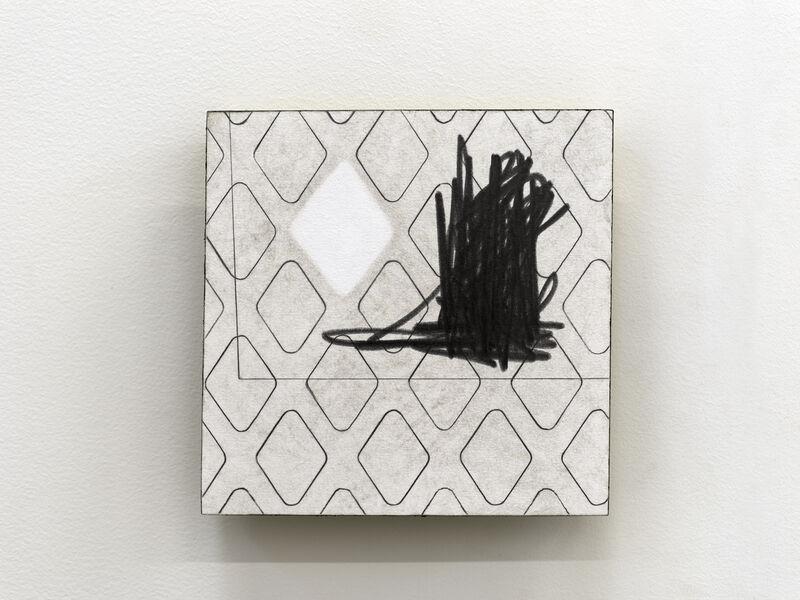 Paul Wallach, 'VITAE', 2020, Sculpture, Wood, paper, pensil, cloth, string, steel, paint, Jeanne Bucher Jaeger