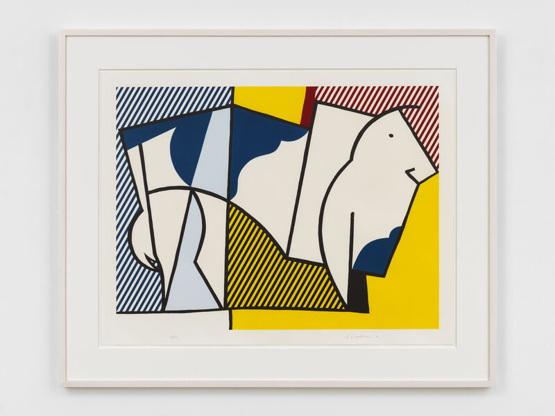 Roy Lichtenstein, 'Bull Profile Series', 1973, Print, Lithograph, screenprint, and line-cut on paper, complete set of six, Susan Sheehan Gallery