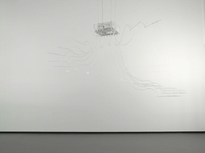 Cerith Wyn  Evans, 'A=F=L=O=A=T', 2014, Sculpture, Fondation Louis Vuitton