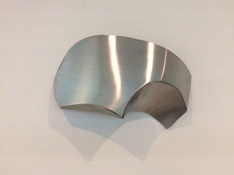 Iole de Freitas, 'Sem título', 2017, Sculpture, Aço inox, Galeria Raquel Arnaud