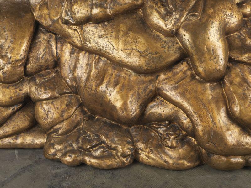 Lynda Benglis, 'EAT MEAT', 1969-1975, Sculpture, Bronze, Cheim & Read