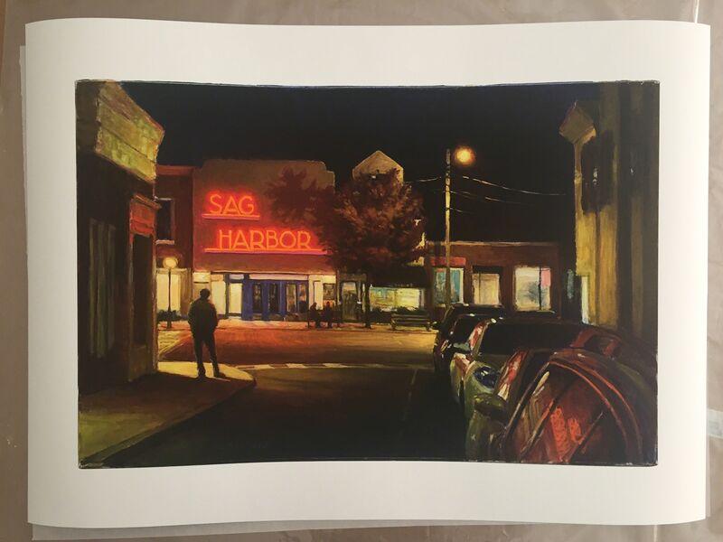 Carl Bretzke, 'The Last Show', 2017, Print, Digital Pigment Print on Fine Art Rag Paper, Grenning Gallery