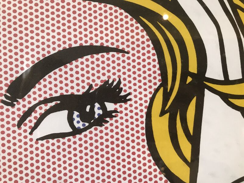 Roy Lichtenstein, 'Roy Lichtenstein limited edition print', In modern times, Print, Screen print, 墨融 Mode Rose Art