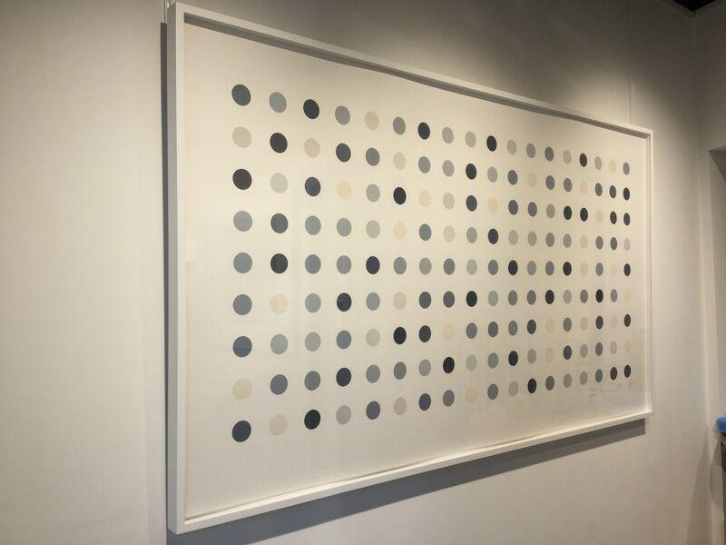 Damien Hirst, 'Diacetoxyscirpenol (unique)', 2005, Print, Single spot etching on paper, Joseph Fine Art LONDON