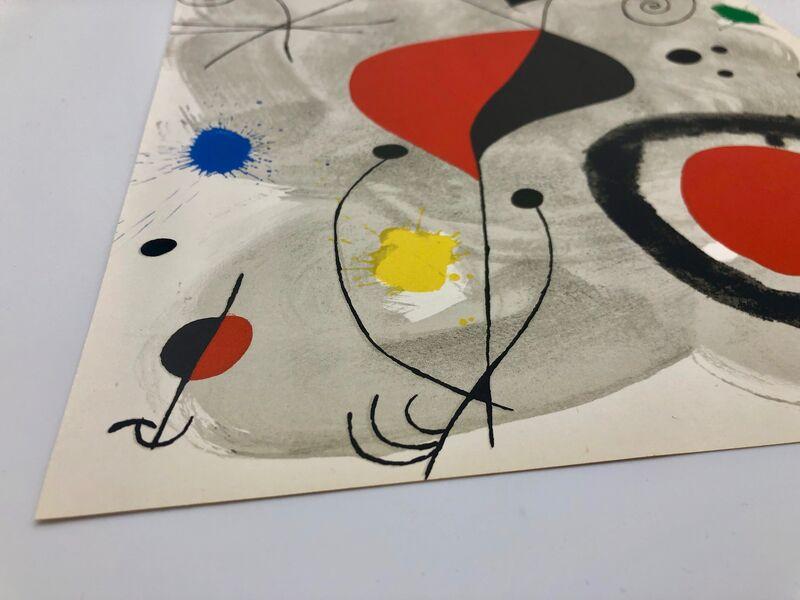 Joan Miró, 'Lithographe', 1964, Print, Original Lithograph, Inviere Gallery