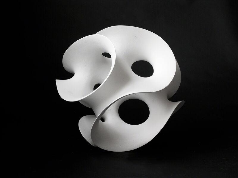 Eva Hild, 'Medium Loop', Sculpture, Stoneware, Callan Contemporary