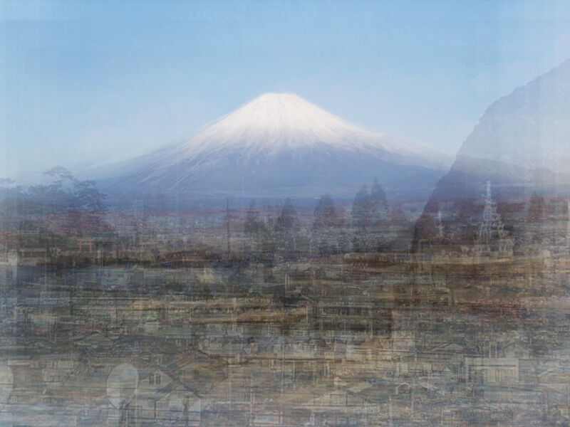 Corinne Vionnet, 'Fuji', 2007, Photography, Archival Pigment Print, Danziger Gallery