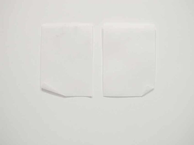 Massimo Bartolini, 'Left Page, Right Page', 2015, Other, Alabaster, Frith Street Gallery