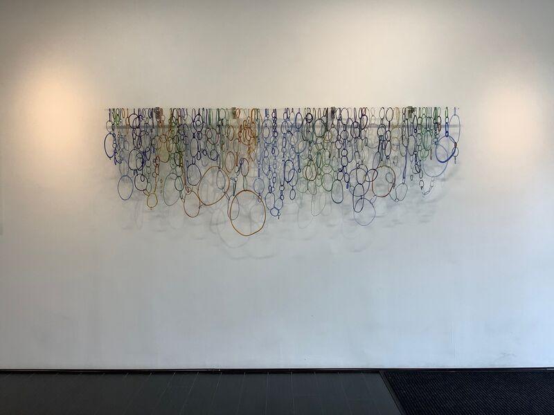David Licata, 'Rockwood Brook', 2020, Sculpture, Torch-worked borosilicate glass, Kenise Barnes Fine Art