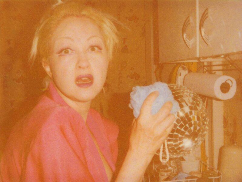 Stefanie Schneider, ''Toast is Ready' (Cyndi Lauper) ', 2009, Photography, Digital C-Print based on a Polaroid, not mounted, Instantdreams