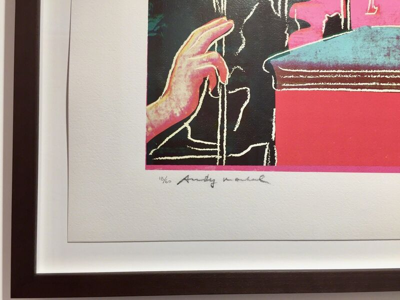 Andy Warhol, 'The Annunciation (F&S II.320)', 1984, Print, Screenprint on Arches Aquarelle (Cold Pressed) paper, Joseph Fine Art LONDON